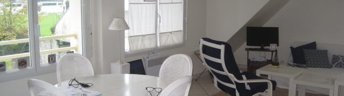 séjour appartement hyper centre benodet