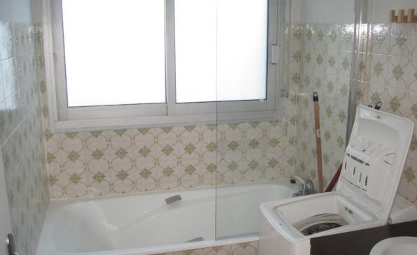salle de bains appartement benodet proche plage et thalasso