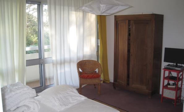 Chambre appartement benodet proche plage et thalasso